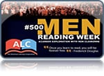 E-town College Sponsors The American Literacy Corporation: 500 Men Reading Week