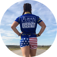 West to East, Alumna Runs Coast to Coast for a Cause