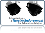 E-town College Now Offering Theatre Endorsement for Education Majors