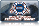 Elizabethtown College Captures First Landmark Presidents' Trophy