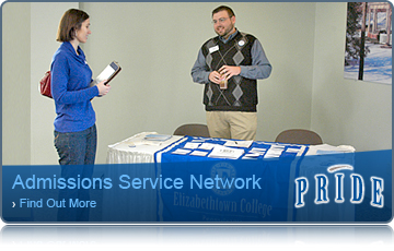 Admissions Service Network