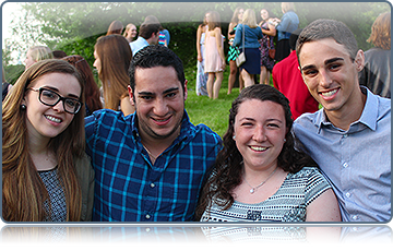 The Elizabethtown College Fund supports students!